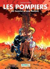 Les Pompiers - Tome 6 - Un homme et une flamme