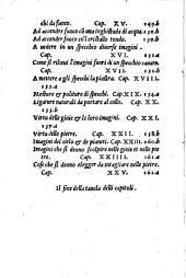 De i Miracoli et maravigliosi effetti dalla natura prodotti Libri IV