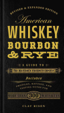 American Whiskey  Bourbon   Rye Book