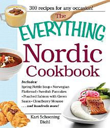 The Everything Nordic Cookbook Book PDF