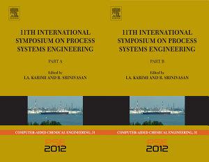 11th International Symposium on Process Systems Engineering   PSE2012 PDF