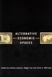 Alternative Economic Spaces Book PDF