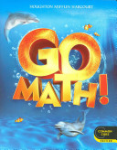 Go Math  Grade K PDF