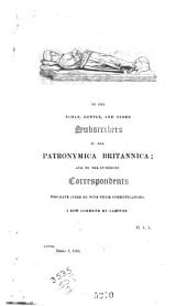 Patronymica Britannica: A Dictionary of the Family Names of the United Kingdom