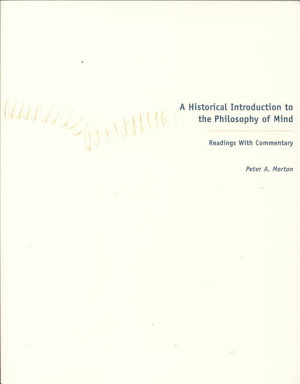 A Historical Introduction to the Philosophy of Mind PDF