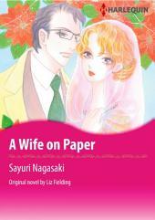 A WIFE ON PAPER: Harlequin Comics Bundle