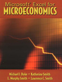 Microsoft Excel for Microeconomics