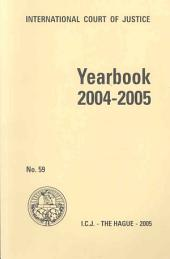 Yearbook 2004-2005