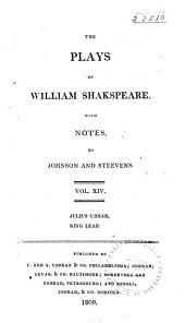 Julius Caesar. King Lear