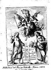 Il Tancredi tragedia di Ridolfo Campeggi nell' Academia de i Gelati il Rugginoso all' ill.mo ... card. Scipione Borghese