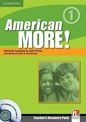 American More  Level 1 Teacher s Resource Pack with Testbuilder CD ROM Audio CD