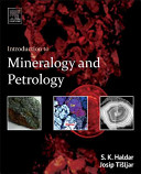 Introduction to Mineralogy and Petrology PDF