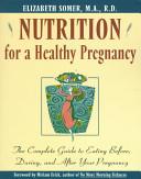 Nutrition for a Healthy Pregnancy PDF