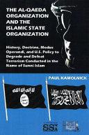 The Al Qaeda Organization and the Islamic State Organization PDF