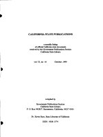 California State Publications