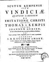 Thomae Malleoli a Kempis... Opera omnia: Volume 2