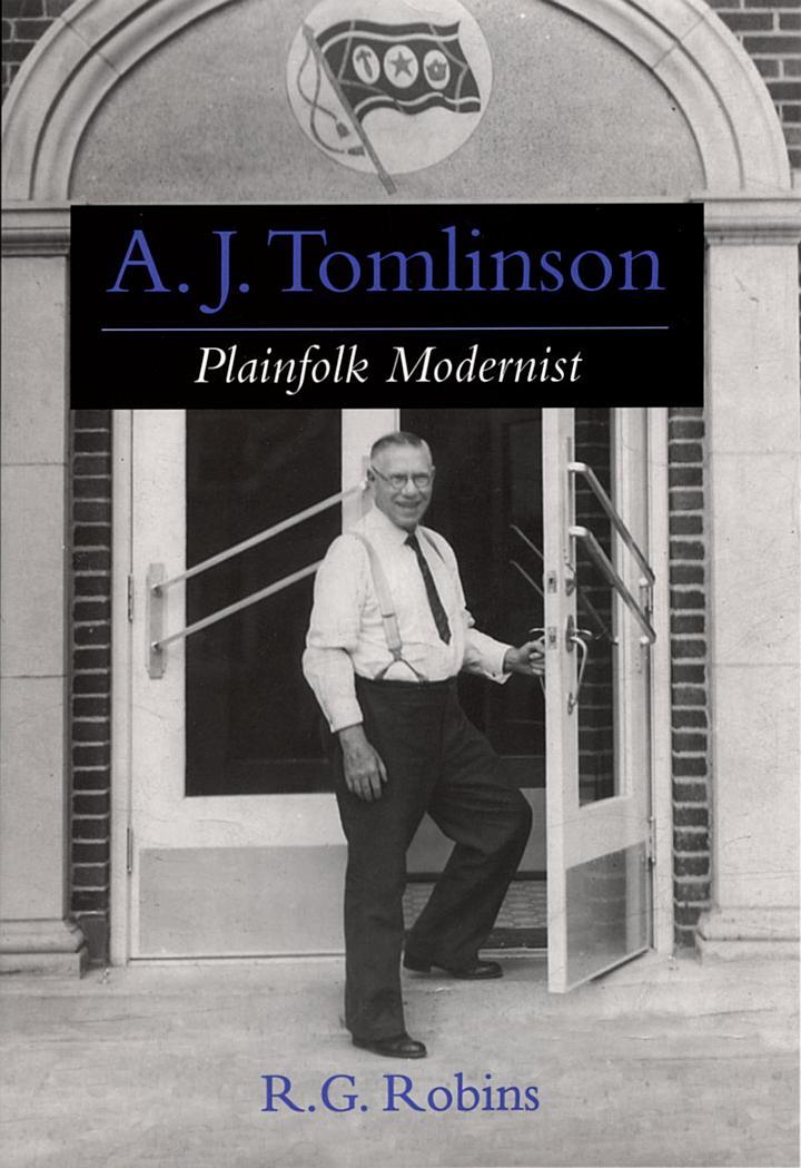 A. J. Tomlinson