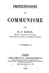 Protectionisme et communisme