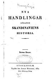 Handlingar rörande Skandinaviens historia: Volym 17