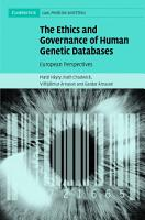 The Ethics and Governance of Human Genetic Databases PDF