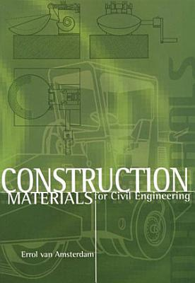 Construction Materials for Civil Engineering PDF