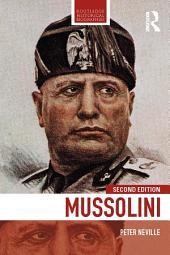 Mussolini: Edition 2