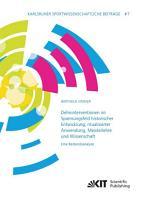 Dehninterventionen im Spannungsfeld historischer Entwicklung  ritualisierter Anwendung  Meisterlehre und Wissenschaft     Eine Bestandsanalyse PDF