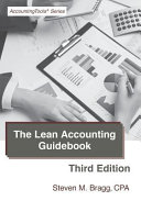 The Lean Accounting Guidebook