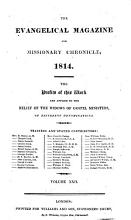 The Evangelical Magazine and Missionary Chronicle PDF