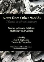 News from Other Worlds PDF
