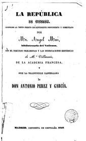 La República de Ciceron