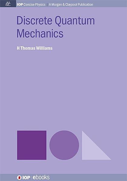 Discrete Quantum Mechanics