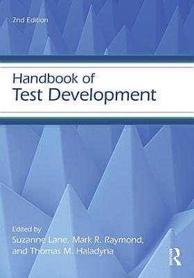 Handbook of Test Development PDF