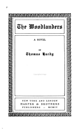 The woodlanders: a novel