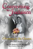 Converting to Judaism