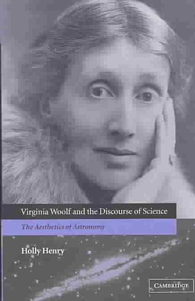 Virginia Woolf and the Discourse of Science