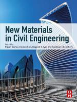 New Materials in Civil Engineering PDF