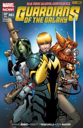 Guardians of the Galaxy SB 3: Kampf um die Erde