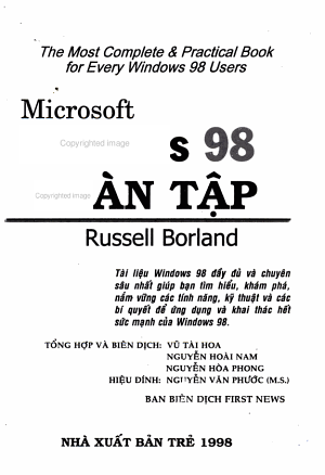 Windows 98 in 24 Hours PDF