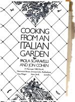 Cooking from an Italian Garden