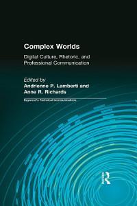 Complex Worlds Book