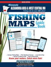 Alexandria Area & West Central Minnesota Fishing Map Guide