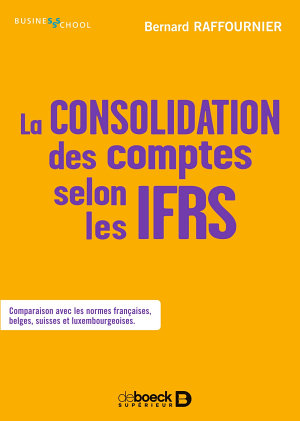 La consolidation des comptes selon les IFRS PDF