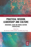 Practical Wisdom  Leadership and Culture PDF
