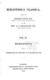 Herodotus: With a Commentary, Volume 2