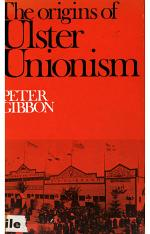 The Origins of Ulster Unionism