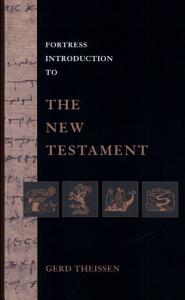 Fortress Introduction to the New Testament Book