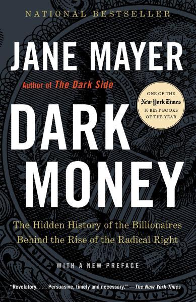 Download Dark Money Book