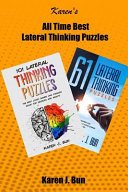 All Time Best Lateral Thinking Puzzles