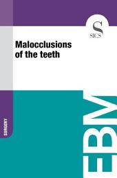 Malocclusions of the teeth
